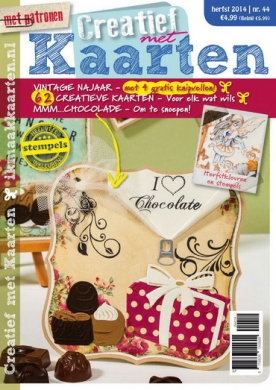 Creatief met Kaarten 44, iOS & Android  magazine