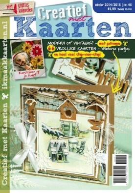 Creatief met Kaarten 45, iOS & Android  magazine