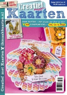 Creatief met Kaarten 47, iOS & Android  magazine