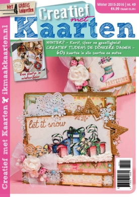 Creatief met Kaarten 49, iOS & Android  magazine