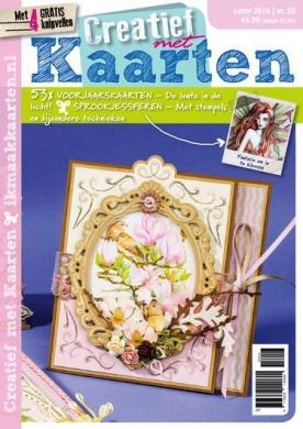 Creatief met Kaarten 50, iOS & Android  magazine