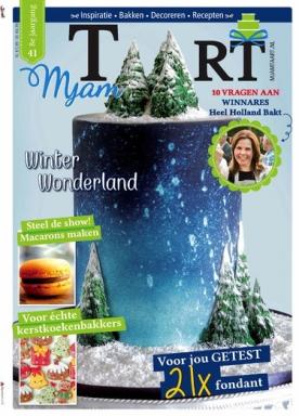 MjamTaart! 41, iOS & Android  magazine