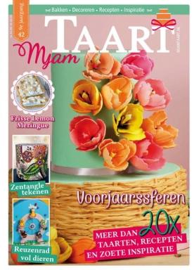 MjamTaart! 42, iOS & Android  magazine