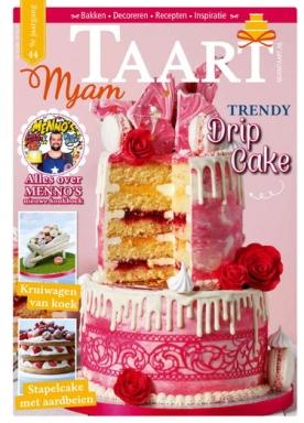 MjamTaart! 44, iOS & Android  magazine