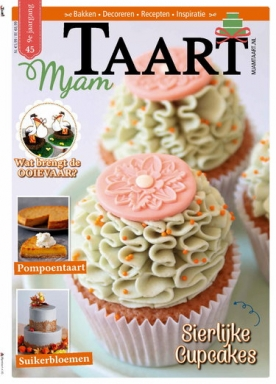 MjamTaart! 45, iOS, Android & Windows 10 magazine