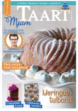 MjamTaart! 47, iOS & Android  magazine