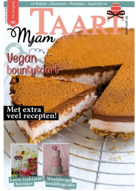 MjamTaart! 48, iOS & Android  magazine