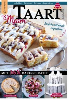 MjamTaart! 53, iOS & Android  magazine