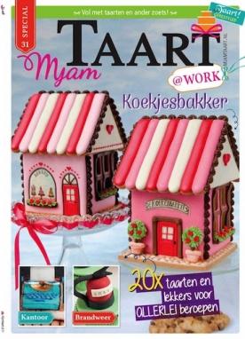 MjamTaart! 31, iOS, Android & Windows 10 magazine