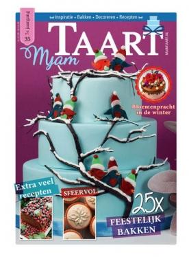 MjamTaart! 35, iOS, Android & Windows 10 magazine
