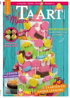 MjamTaart! 36, iOS, Android & Windows 10 magazine