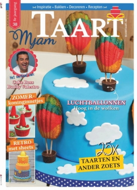 MjamTaart! 38, iOS, Android & Windows 10 magazine