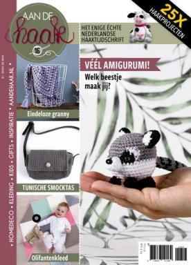 Aan de Haak 16, iOS & Android  magazine