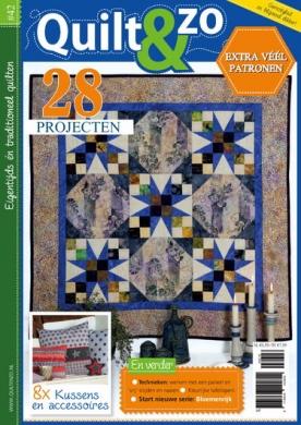 Quilt & Zo 42, iOS, Android & Windows 10 magazine