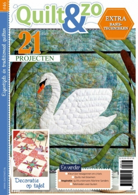 Quilt & Zo 46, iOS, Android & Windows 10 magazine