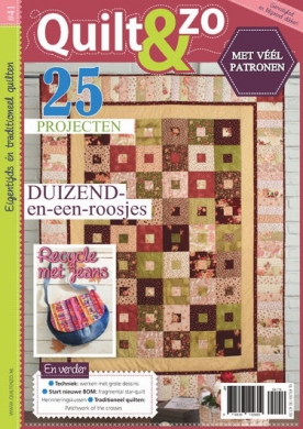 Quilt & Zo 41, iOS, Android & Windows 10 magazine