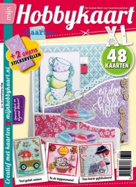 Mijn Hobbykaart XL 73, iOS & Android  magazine