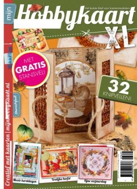 Mijn Hobbykaart XL 76, iOS & Android  magazine