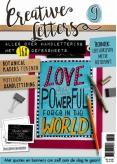 Creatieve Letters 9, iOS, Android & Windows 10 magazine