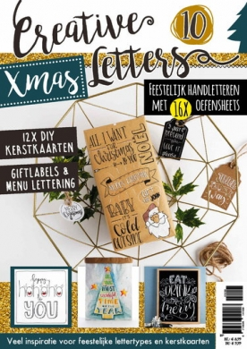Creatieve Letters 10, iOS & Android  magazine