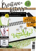 Creatieve Letters 12, iOS & Android  magazine