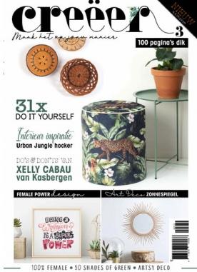 Creatieve Letters 14, iOS & Android  magazine