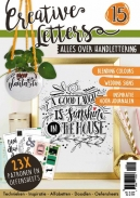 Creatieve Letters 15, iOS & Android  magazine