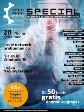 Tech Week Special 2014, iOS & Android  magazine
