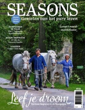 Seasons 5, iOS & Android  magazine