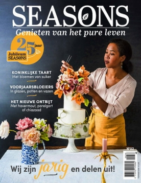 Seasons 2, iOS & Android  magazine