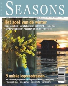 Seasons 1, iOS & Android  magazine