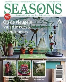 Seasons 3, iOS & Android  magazine