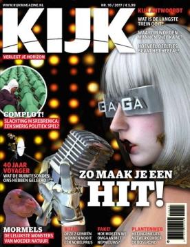 KIJK 10, iOS & Android  magazine