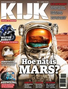 KIJK 1, iOS & Android  magazine