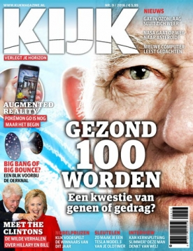 KIJK 9, iOS, Android & Windows 10 magazine