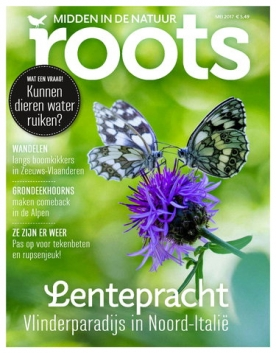 Roots 5, iOS & Android  magazine