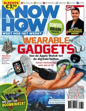 Know How 6, iOS & Android  magazine