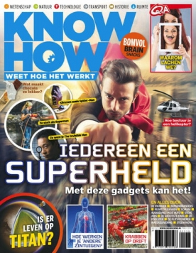 Know How 11, iOS & Android  magazine