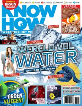 Know How 5, iOS & Android  magazine