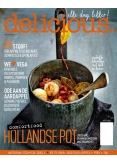 delicious 1, iOS & Android  magazine