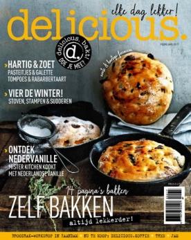 delicious 2, iOS & Android  magazine