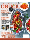 delicious 6, iOS & Android  magazine
