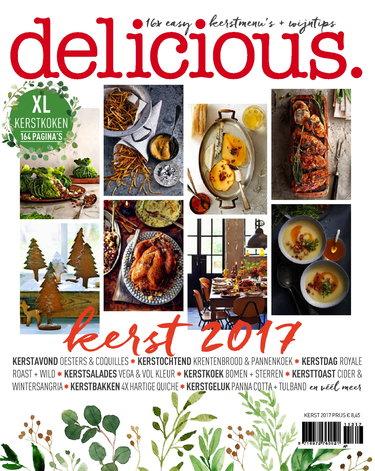 delicious 13, iOS & Android  magazine