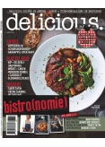delicious 3, iOS & Android  magazine