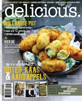 delicious 7, iOS & Android  magazine