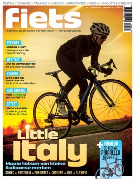 Fiets 1, iOS, Android & Windows 10 magazine