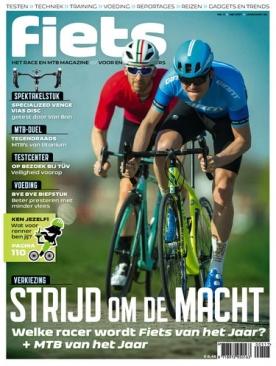 Fiets 5, iOS, Android & Windows 10 magazine