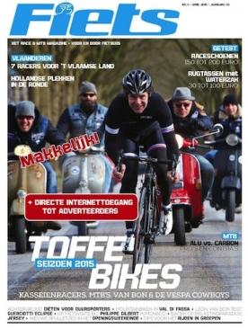 Fiets 4, iOS, Android & Windows 10 magazine