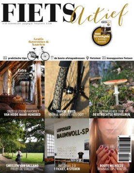 FietsActief 7, iOS, Android & Windows 10 magazine