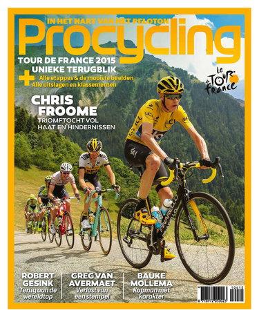 Procycling 4, iOS, Android & Windows 10 magazine
